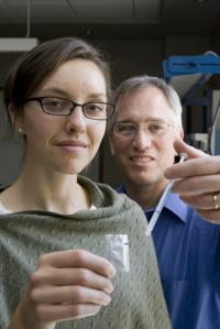 Caroline Gamache and Robert Malkin are researchers at Duke University