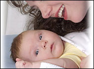 Breast milk transmits drugs and medicines to the baby