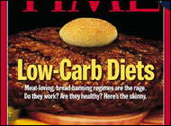 Low-carb diets can be unhealthy, doctors warn