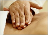 Massage and Other Hands-on Therapies can Help Reduce Pain