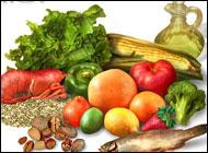 Mediterranean Diet May Cut ALZHEIMER'S