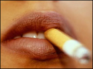 Smoking during pregnancy puts children at risk of psychotic symptoms