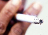 Second-hand Tobacco Smoke in Early Infancy Boosts Childrens Allergy Ri