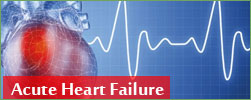 Acute Heart Failure & Pulmonary Edema