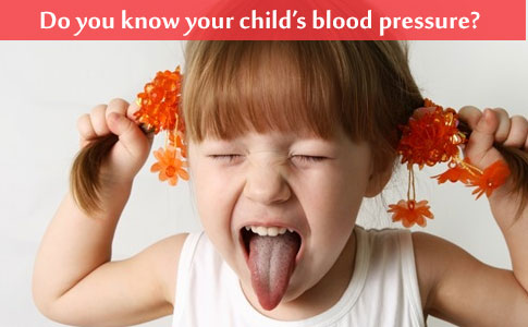 Do you know your child's blood pressure?
