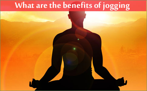 What are the benefits of jogging
