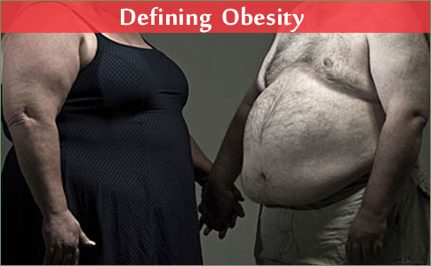 Defining Overweight and Obesity