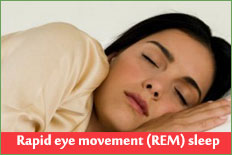 Rapid eye movement (REM) sleep