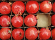Гранатовый сок замедляет рост раковой опухоли